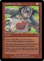 Gorilla War Cry image