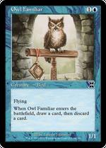 Owl Familiar image