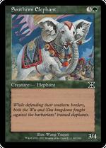 Southern Elephant image