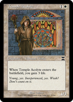 Temple Acolyte image
