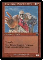 Two-Headed Giant of Foriys image