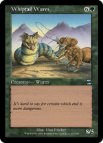 Whiptail Wurm image