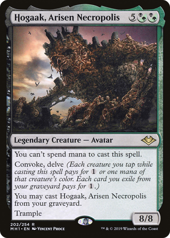 Hogaak, Arisen Necropolis image