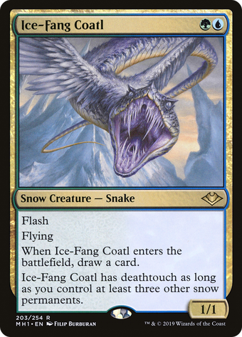 Ice-Fang Coatl image
