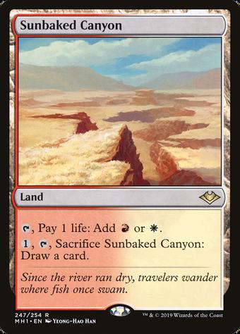 Sunbaked Canyon image