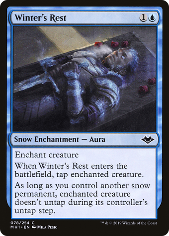 Winter's Rest image