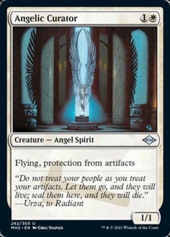 Angelic Curator image