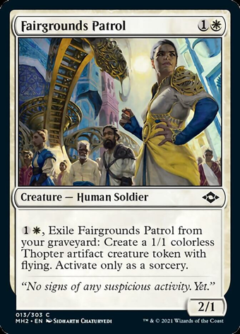 Fairgrounds Patrol image
