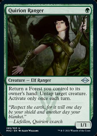 Quirion Ranger image