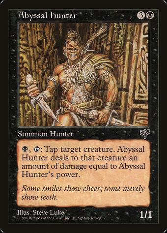 Abyssal Hunter image
