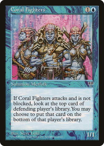 Coral Fighters image