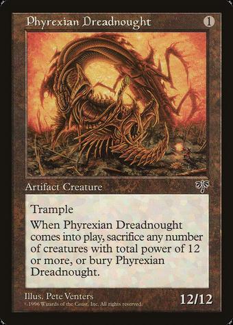 Phyrexian Dreadnought image