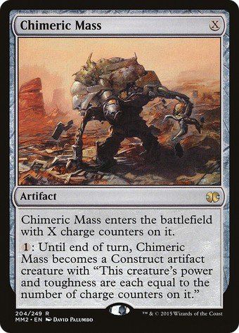 2x MTG: Lodestone Myr Rare Artifact Modern Masters 2015 Magic Card