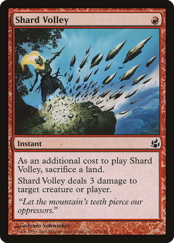 Shard Volley image