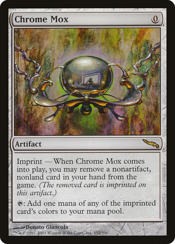 Chrome Mox image