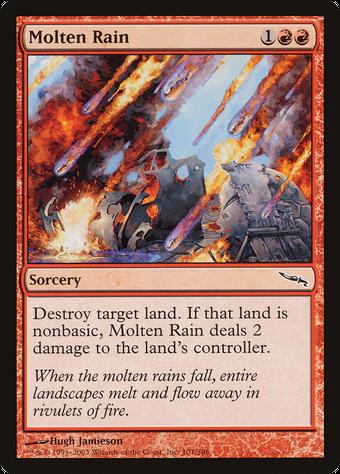 Molten Rain image