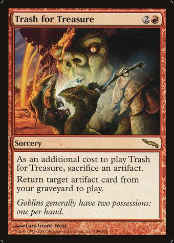 Trash for Treasure image