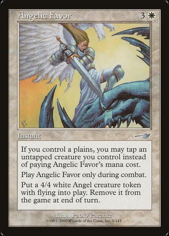 Angelic Favor image