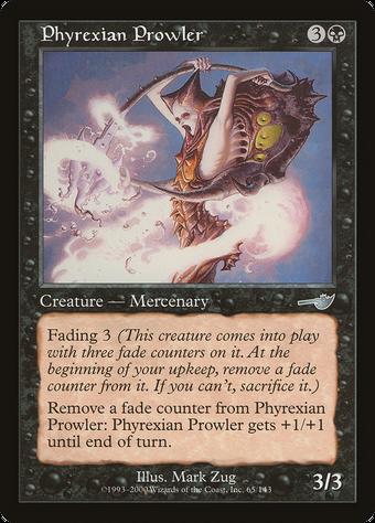 Phyrexian Prowler image