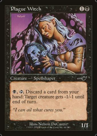 Plague Witch image