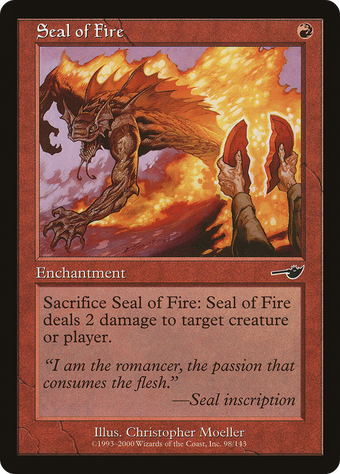Seal of Fire image