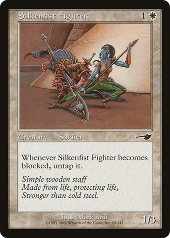 Silkenfist Fighter image