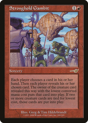Stronghold Gambit image