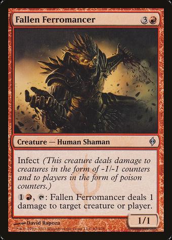 Fallen Ferromancer image