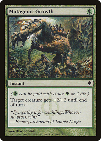 Mutagenic Growth image