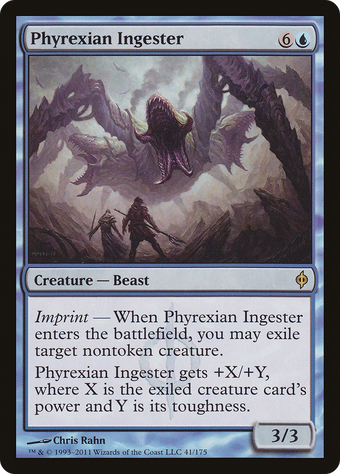 Phyrexian Ingester image