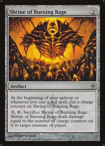 Shrine of Burning Rage image