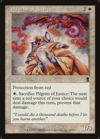 Pilgrim of Justice image