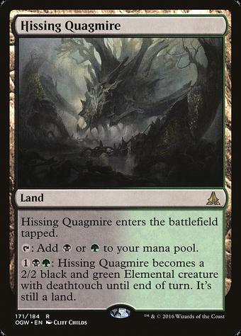 Hissing Quagmire image