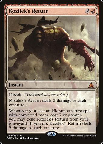 Kozilek's Return image