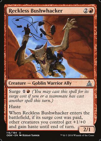 Reckless Bushwhacker image