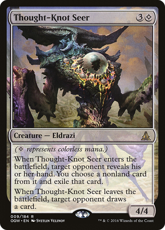 Thought-Knot Seer image