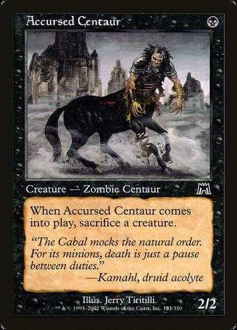 Accursed Centaur image