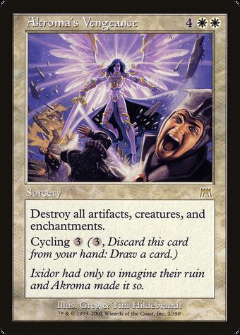 Akroma's Vengeance image