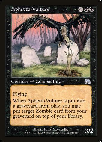 Aphetto Vulture image