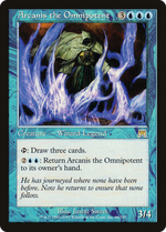 Arcanis the Omnipotent image