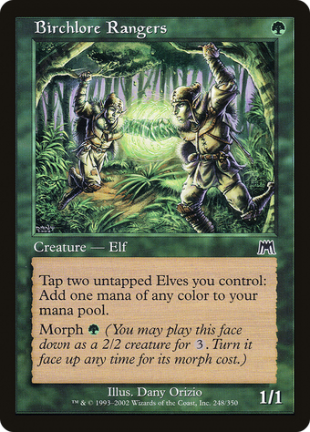 Birchlore Rangers image