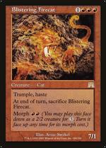 Blistering Firecat image