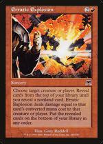 Erratic Explosion image