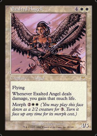 Exalted Angel image