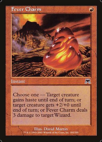 Fever Charm image