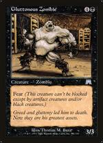 Gluttonous Zombie image