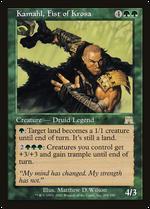 Kamahl, Fist of Krosa image