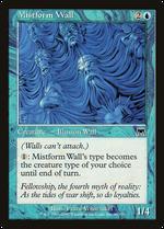 Mistform Wall image