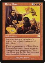 Risky Move image