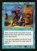 Rummaging Wizard image